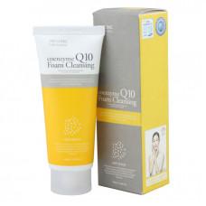 3W Clinic Пенка для умывания Коэнзим Q10 Coenzyme Q10 Foam Cleansing