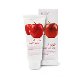 3W Clinic Moisturizing Hand Cream (Apple) Крем для рук с яблоком
