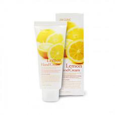 3W Clinic Moisturizing Hand Cream (Lemon) Крем для рук с лимоном