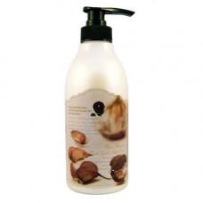 Маска для волос Черный чеснок 3W Clinic More Moisture Black Garlic Hair Pack