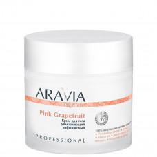 Aravia Professional Крем для тела увлажняющий лифтинговый Pink Grapefruit