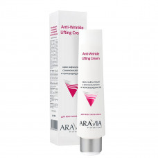 Aravia Professional Крем 3D лифтинг с аминокислот. и полисахарид. Anti-Wrinkle Lifting Cream