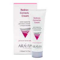 Aravia Professional Крем-корректор для кожи, склонной к покраснениям Redness Corrector Cream