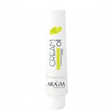 Aravia Professional Крем для рук Cream Oil с маслом макадамии и карите