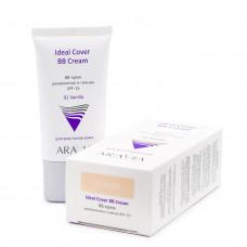 Aravia Professional ВВ-крем увлажняющий SPF-15 Ideal Cover BB Cream  т.01 Vanilla
