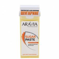Aravia Professional Сахарная паста для депиляции в катридже Медовая для всех типов волос