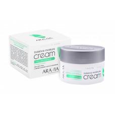 Aravia Professional Крем суперувлажняющий и восстанавливающий с мочевиной и пребиотиками Balance Moisture Cream