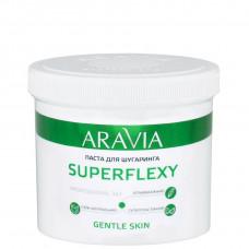 Aravia Professional Паста для шугаринга Superflexy Gentle Skin, средней консистенции