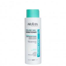 Aravia Professional Бальзам-кондиционер для придания объема для тонких и склонных к жирности волос