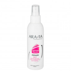 Aravia Professional Лосьон 2в1 против вросших волос и для замедления роста волос с фруктовыми кислотами