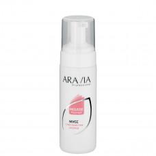 Aravia Professional Мусс после депиляции с экстрактом хлопка