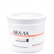 Aravia Organic Крем-скраб для тела мягкий Silk Care