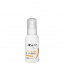 Aravia Professional Крем для замедления роста волос с папаином
