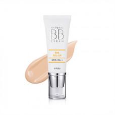 ВВ-крем с экстрактом яичного желтка для сужения пор A'Pieu Natural Egg Fill-Up BB Cream SPF35/PA++