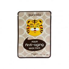 Антивозрастная маска (тигр) Baroness Aqua Anti-Aging Mask Pack Tiger