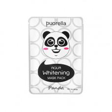 Осветляющая маска (панда) Baroness Aqua Whitening Mask Pack Panda