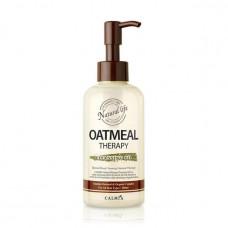 Овсяное очищающее гидрофильное масло Calmia Oatmeal Therapy Cleansing Oil