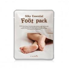 Питательная маска для ног (носочки) Calmia Silky Essential Foot Pack