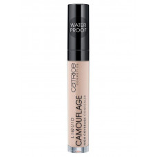 Catrice Консилер жидкий Liquid Camouflage 005 Light Natural слоновая кость