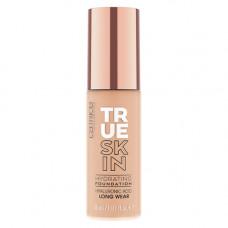 Catrice Тональная основа True Skin Hydrating Foundation т.20 Warm Beige
