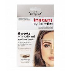 Godefroy 00011 Eyebrow Tint Medium Brown Краска-хна в капсулах для бровей и ресниц, набор (коричнев)
