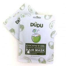 DUDU Маска для волос паровая с маслом кокоса Coconut Oil