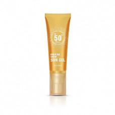 Легкий освежающий солнцезащитный гель с гиалуроновой кислотой Deoproce Hyaluronic Cooling Sun Gel SPF 50 PA+++