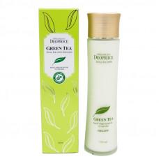 Эмульсия для лица с экстрактом Зеленого чая Deoproce Premium Green Tea Total Solution Emultion