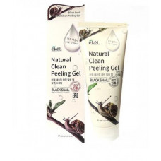 Пилинг-гель для лица с экстрактом черной улитки Ekel Natural Clean Peeling Gel Black Snail