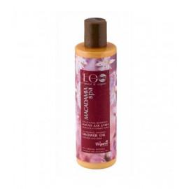 Ecolab Macadamia Spa Питательное масло для душа Нежность и сияние кожи