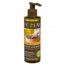 """Ecolab Масло для укрепления и роста волос """"Шелковое"""""""