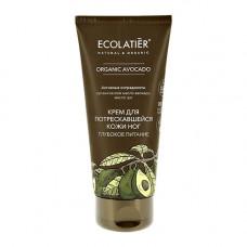 Ecolatier Green Крем для потрескавшейся кожи ног Глубокое питание Organic Avocado