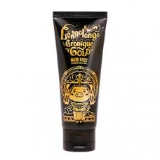 Маска-пленка для лица золотая Elizavecca Hell-pore Longolongo Gronique Gold Mask Pack