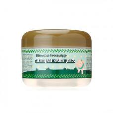 Концентрированная коллагеновая маска Elizavecca Green Piggy Collagen Jella Pack