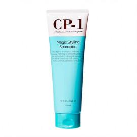 Протеиновый шампунь для непослушных вьющихся волос Esthetic House CP-1 Magic Styling Shampoo