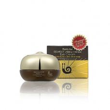 Крем для век с экстрактом улитки FarmStay Escargot Noblesse Intensive Eye Cream