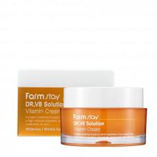 Крем витаминный FarmStay DR.V8 Solution Vitamin Cream