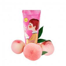 Увлажняющий крем для рук с экстрактом персика Fascy Moisture Bomb Hand Cream Peach