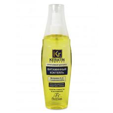 Floresan Keratin Complex Спрей-эликсир для волос Витаминный коктейль, против ломкости и выпадения