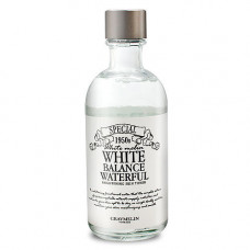 Осветляющий тонер для сияния кожи Graymelin White Balance Waterful Brightening Toner