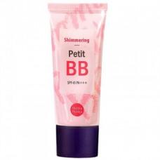 Увлажняющий BB-крем с эффектом сияния Holika Holika Shimmering Petit BB-Cream