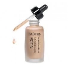 IsaDora Тональный флюид Nude Sensation 14 ваниль
