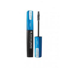 IsaDora Тушь для ресниц водостойкая тон 22 черно-коричневый Build-up Mascara Extra Volume 100% Waterproof