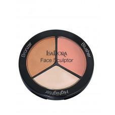IsaDora Многофункциональное средство для макияжа Face Sculptor 01 теплый персиковый
