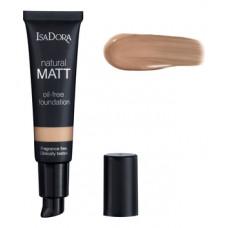 IsaDora Тональный крем Natural Matt Oil-Free Foundation