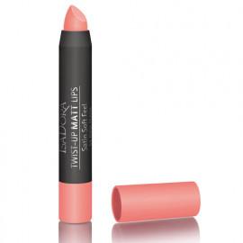 IsaDora Помада-карандаш для губ матовая Twist-up Matt Lips тон 60 модный апельсин