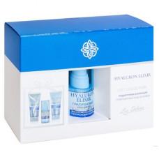 Liv Delano Набор Гиалуроновый крем для век+дневной крем+ночной крем Hyaluron Elixir