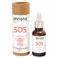 Levrana Сыворотка для лица SOS противовоспалительная, для проблемной кожи, точечного действия
