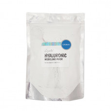 Альгинатная маска с гиалуроновой кислотой Lindsay Premium Hyaluronic Modeling Mask Pack