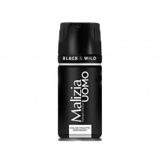 Malizia Uomo Део-спрей Black&Wild